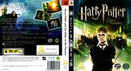 V5 Carátula de Harry Potter y la Orden del Fénix (PS3)