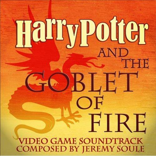 Harry Potter y el cáliz de fuego (banda sonora del videojuego)