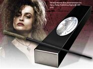 Réplica de la segunda varita de Bellatrix Lestrange
