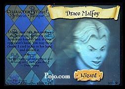 Draco Malfoy (Carta)