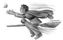 Harry Potter y el prisionero de Azkaban - Ilustración capítulo 15