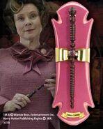 Réplica de la varita de Dolores Umbridge