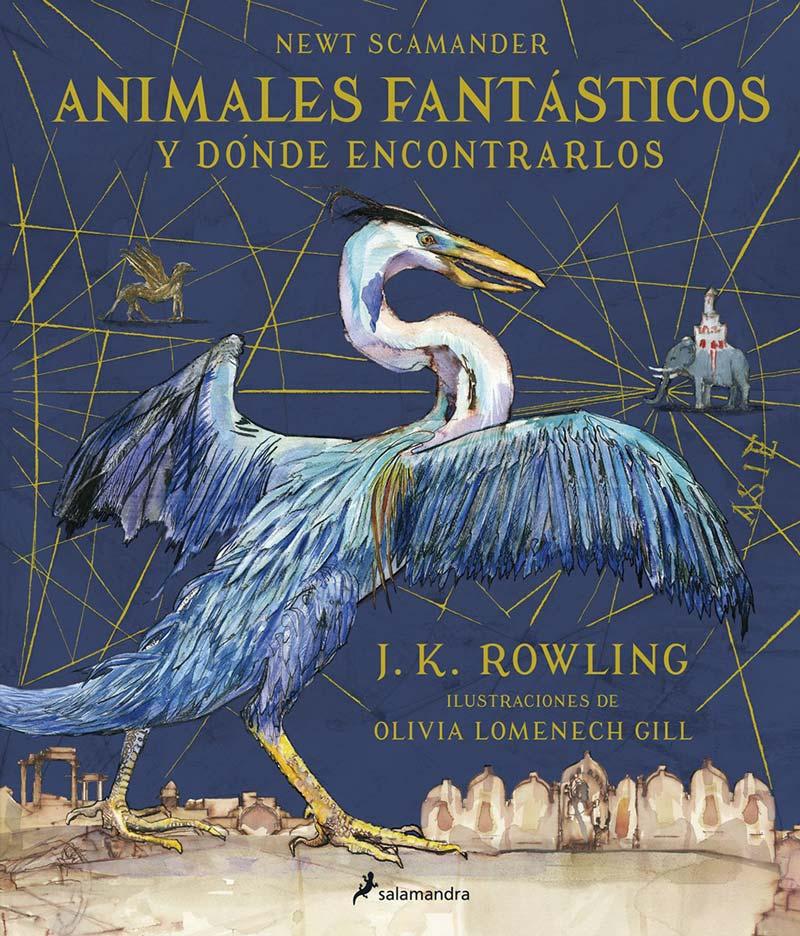Animales fantásticos y dónde encontrarlos (real)