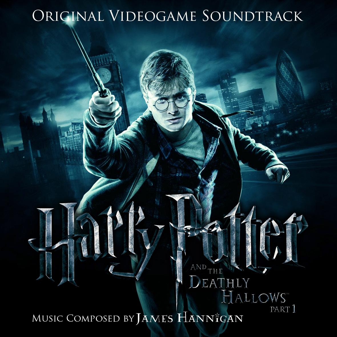 Harry Potter y las Reliquias de la Muerte: Parte 1 (banda sonora del videojuego)