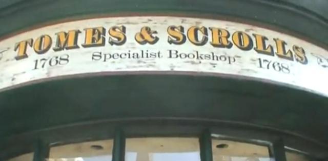 Tomes & Scrolls