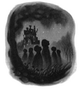 Harry Potter y las Reliquias de la Muerte - Ilustración capítulo 5