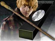 Réplica de la segunda varita de Ronald Weasley