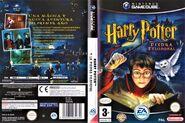 V1 Carátula de Harry Potter y la piedra filosofal (GC)