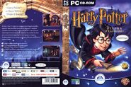 V1 Carátula de Harry Potter y la piedra filosofal (PC-Mac)