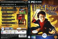 V2 Carátula de Harry Potter y la cámara secreta (PC)
