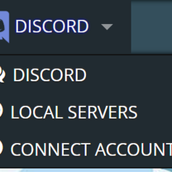 Link Discord and in-game accounts