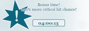 Crit bonus-0