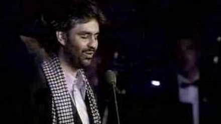 Andrea Bocelli- Con te Partiro