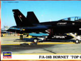Hasegawa 1/72 00040 F/A-18B Hornet 'Top Gun'