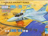 Trumpeter 1/144 01333 Saab JAS-39 Gripen