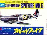 Crown 1/144 Supermarine Spitfire Mk.5