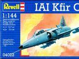 Revell/Germany 1/144 04022 IAI Kfir C-2