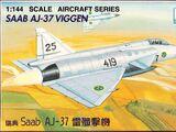 Mini Hobby Models 1/144 80407 Saavb AJ-37 Viggen