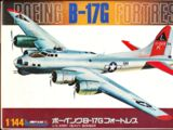 Crown 1/144 Boeing B-17G Flying Fortress