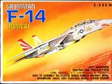 Hobbycraft 1/144 HC1102 Grumman F-14 Tomcat