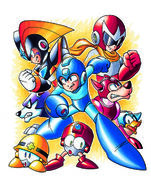 MMLC2 - Museum Art - Mega Man 7
