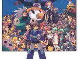 Mega Man Legends (Saga)