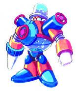 MMLC2 - Museum Art - Mega Man 8