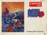 Manual de Mega Man 3