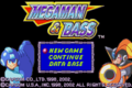 MegaMan&BassPantalla