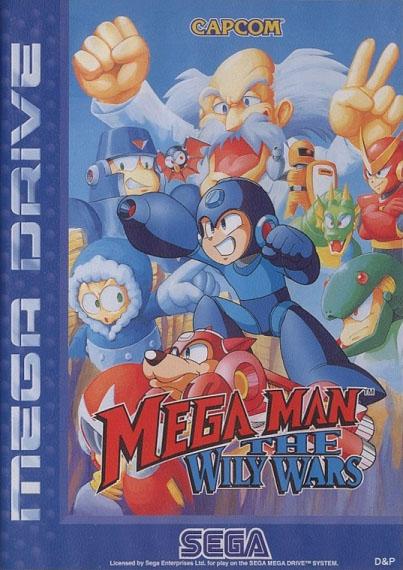 Mega Man: The Wily Wars