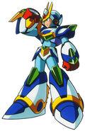 Bade armor