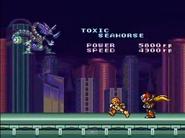 Toxic seahorse ending