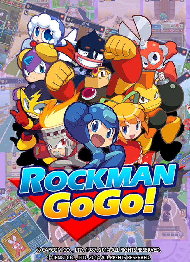 Rockman Go Go!