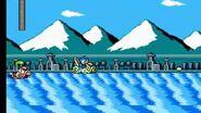 Mega Man 5 - Wave Man's Stage