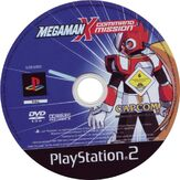 Megaman X Command Mission-CD-PS2
