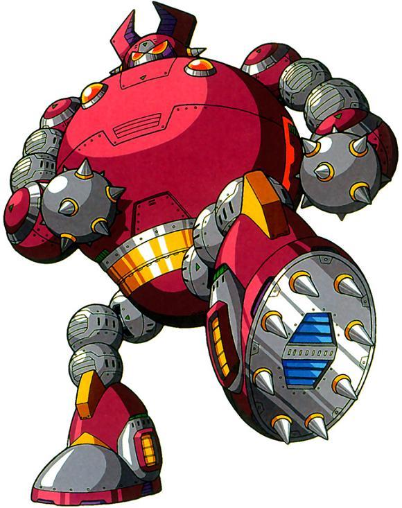 Gigantic Mechaniloid CF-0