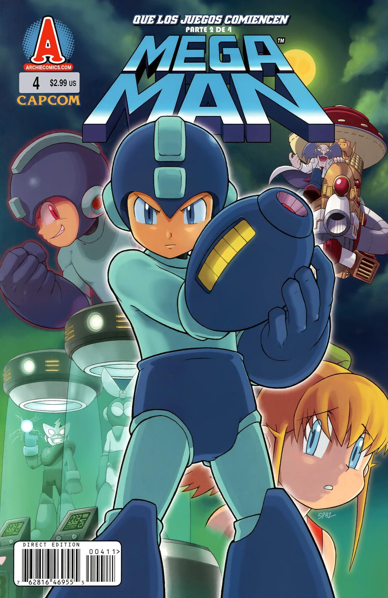 Mega Man No. 004