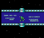 CrystalMan-Despedida