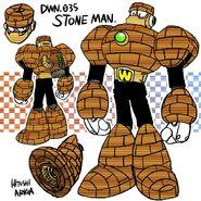 StoneMan-Megamix