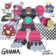 Gamma-Megamix
