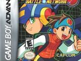 Mega Man Battle Network (Videojuego)
