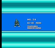 DiveMan-Despedida