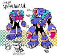 NapalmMan-Megamix