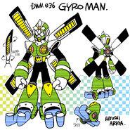 GyroMan-Megamix