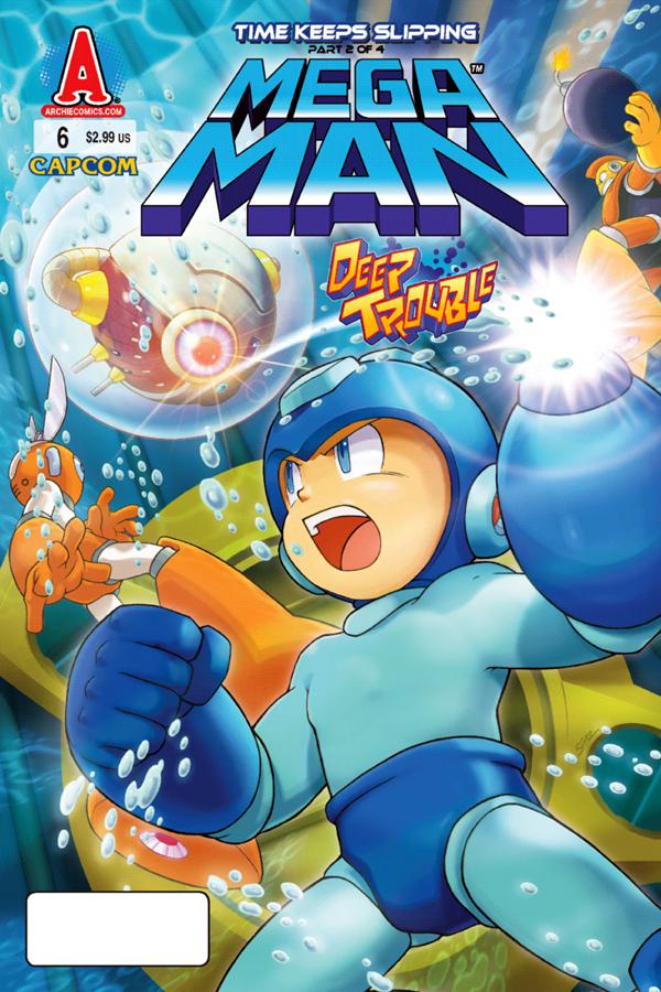 Mega Man No. 006