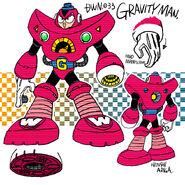 GravityMan-Megamix
