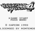 RockmanWorld4Pantalla
