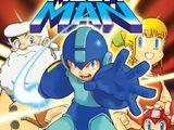 Mega Man Vol. 001: ¡Que los Juegos Comiencen!