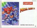 Manual de Mega Man 5