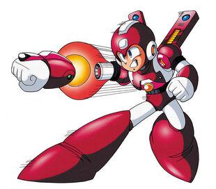 Rocket Buster
